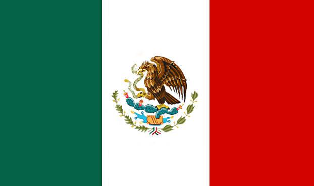 Meksika Başvuru Bölgeleri